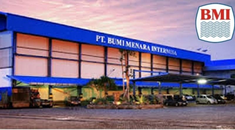PT. BUMI MENARA INTERNUSA ( BMI )