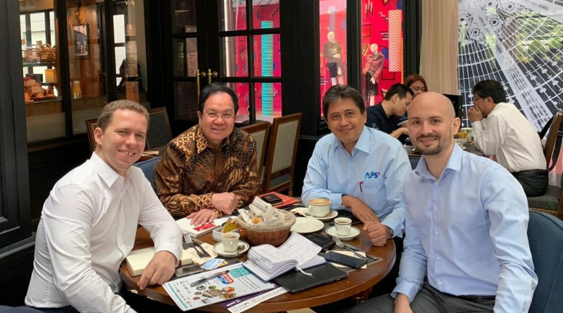 Chief Jakarta Polish Investment and Trade Service
