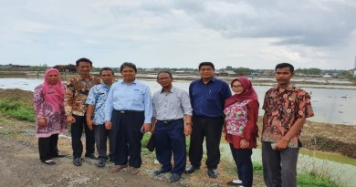 Kunjungan Pengurus AP5I Ke Lamongan Bersama Dinas Kelautan dan Perikanan – 9 Januari 2020