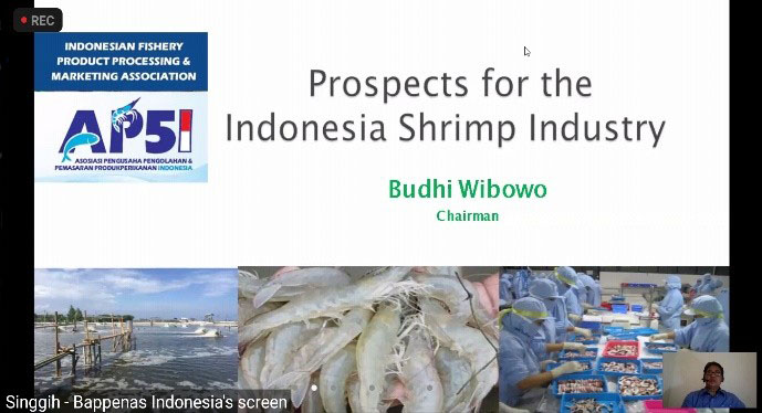 Webinar on Sustainable Aquaculture Development – 24 September 2020