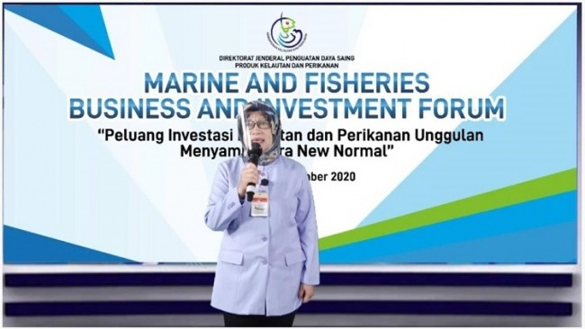 Marine and Fisheries Business and Investment Forum ( MFBIF ) – 14 Desember 2020