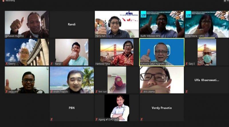 Rapat Pengurus AP5I – 8 Maret 2021