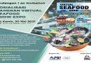 Rapat Persiapan Virtual Seafood Show – 20 Mei 2021