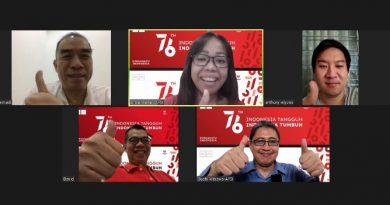 Meeting Internal AP5I dan Anggota Katak Medan, Jakarta dan Jawa Barat – 17 Agustus 2021