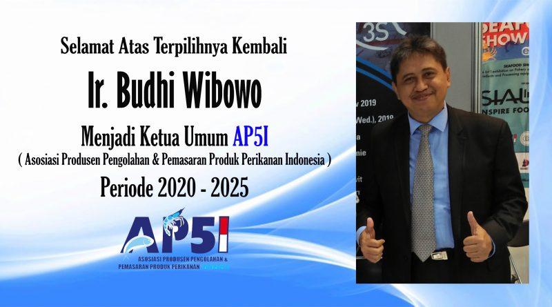 Ketua Umum AP5I Periode 2020 – 2025