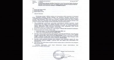 Pemberlakuan Bentuk Sertifikasi Kesehatan untuk Pemasukan Media Pembawa dan/ atau Hasil Perikanan dari Luar Negeri sesuai Lampiran Peraturan Menteri Kelautan dan Perikanan Nomor 11/PERMEN-KP/2019.