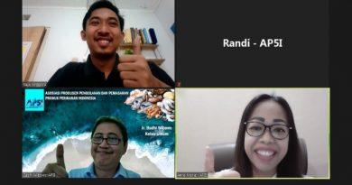Pertemuan AP5I dengan PT. Rantai Pasok Tekhnologi ( Fishlog ) – 3 Juni 2021